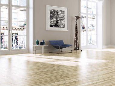 Mukali Blanco Wood Look Porcelain Floor Tile - 230 x 1200mm
