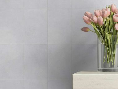 Kyra Grey EcoTec Ceramic Wall Tile - 300 x 200mm