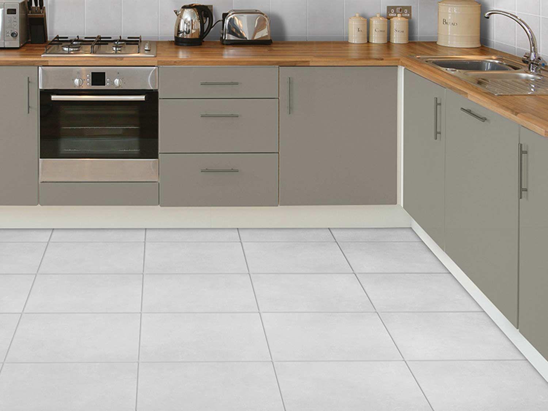 Kyra Grey Matt Ceramic Floor Tile 350
