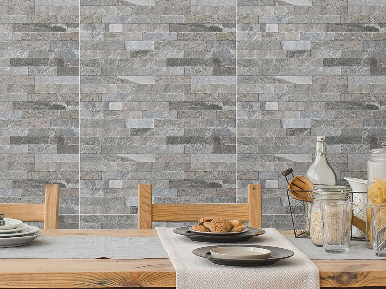 Pietra Charcoal Cladding Matt Ceramic Wall Tile 300 X 600mm