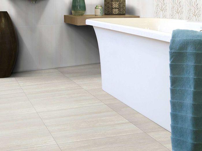 Maui Grey Matt Ceramic Floor Tile - 430 x 430mm
