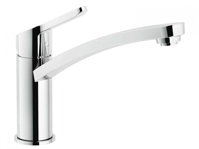 Tivoli Asti Chrome Sink Mixer Tap Pillar Type