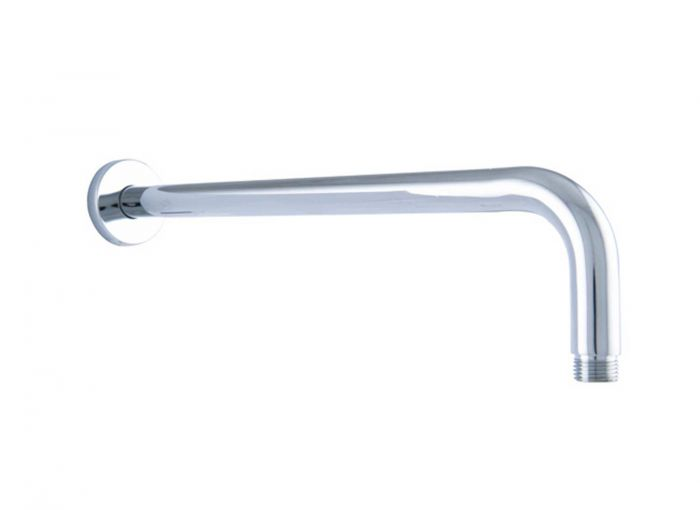 ITD Chrome Traditional Shower Arm
