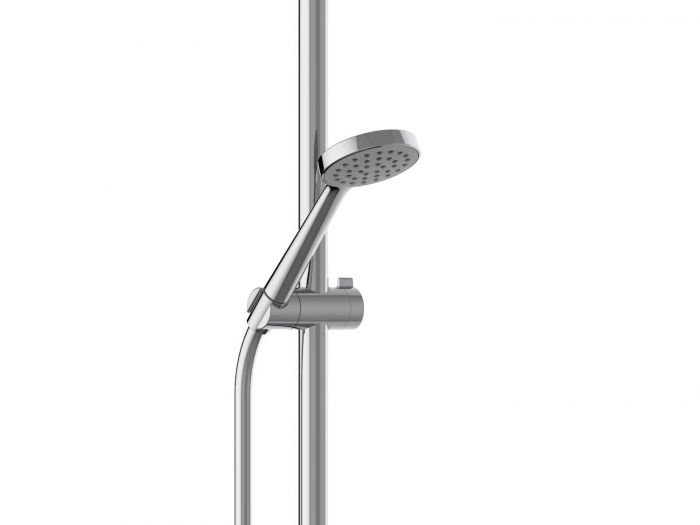 Tivoli Shower Rail Set With 1 Spray Handshower
