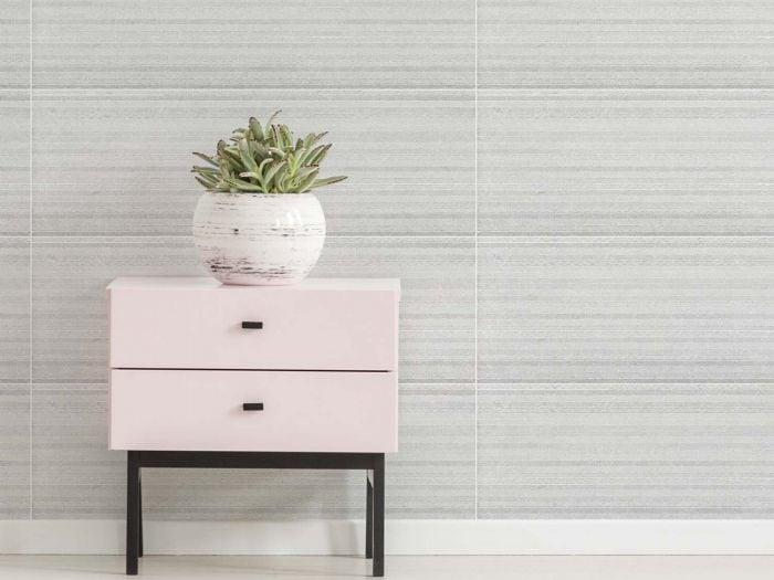 Stone Ridge Grey Matt Ceramic Wall Tile - 800 x 265mm